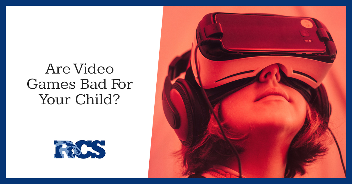 Are Video Games Bad For Your Child