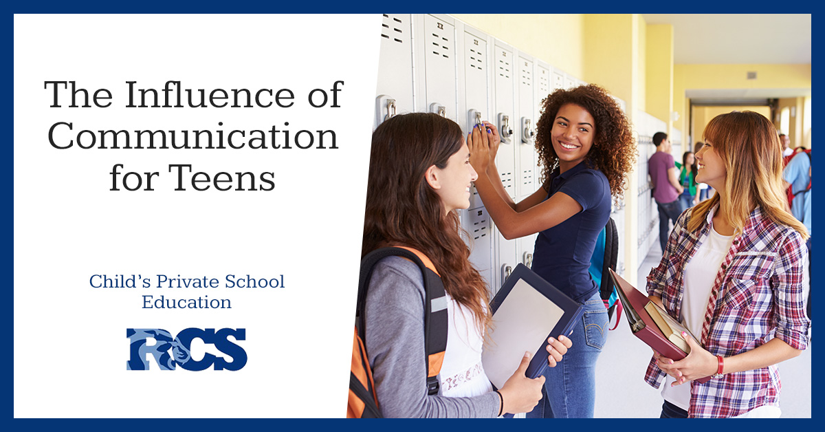 The Influence of Communication for Teens