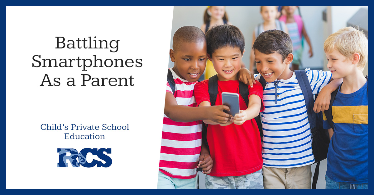 Battling Smartphones As a Parent