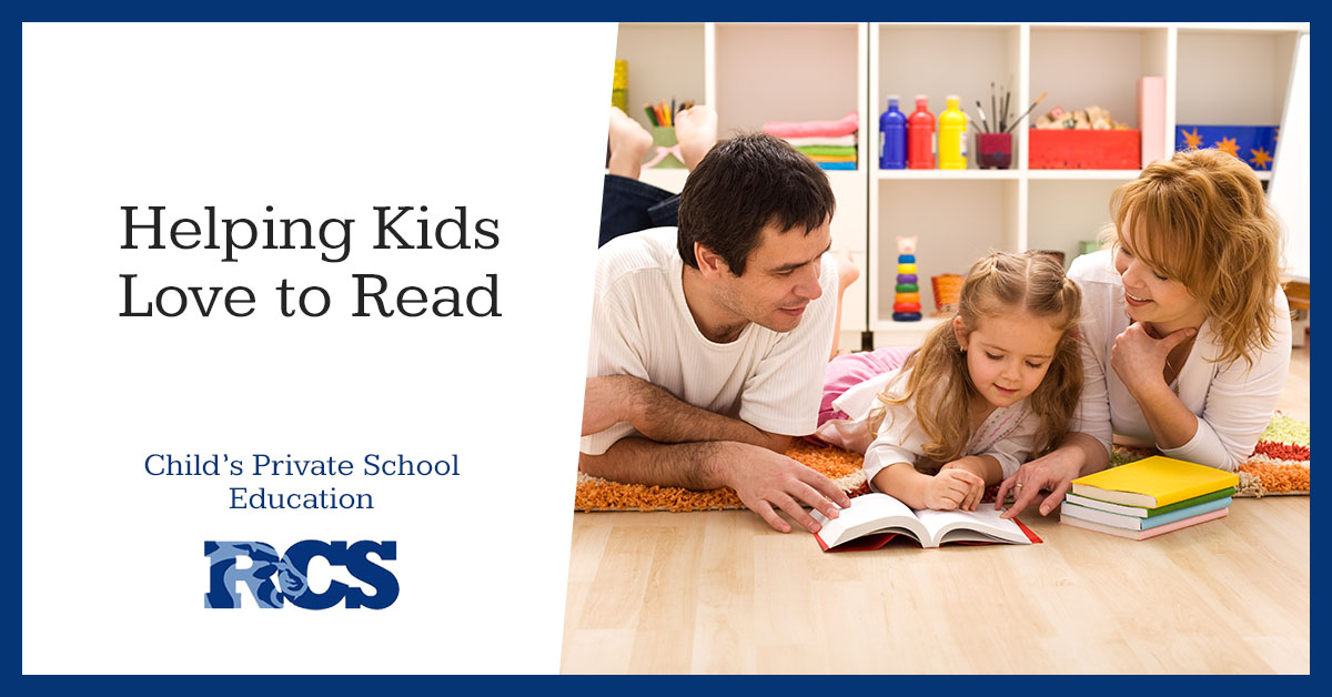 Helping Kids Love to Read