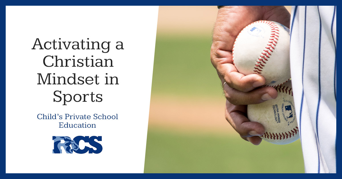 Activating a Christian Mindset in Sports