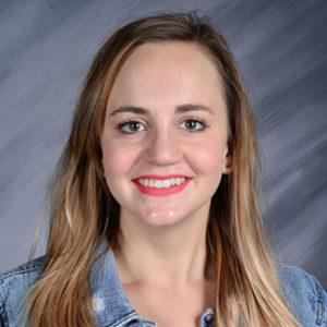 Headshot of  Hannah Battke